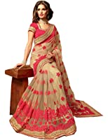 Mango Collection Net Saree