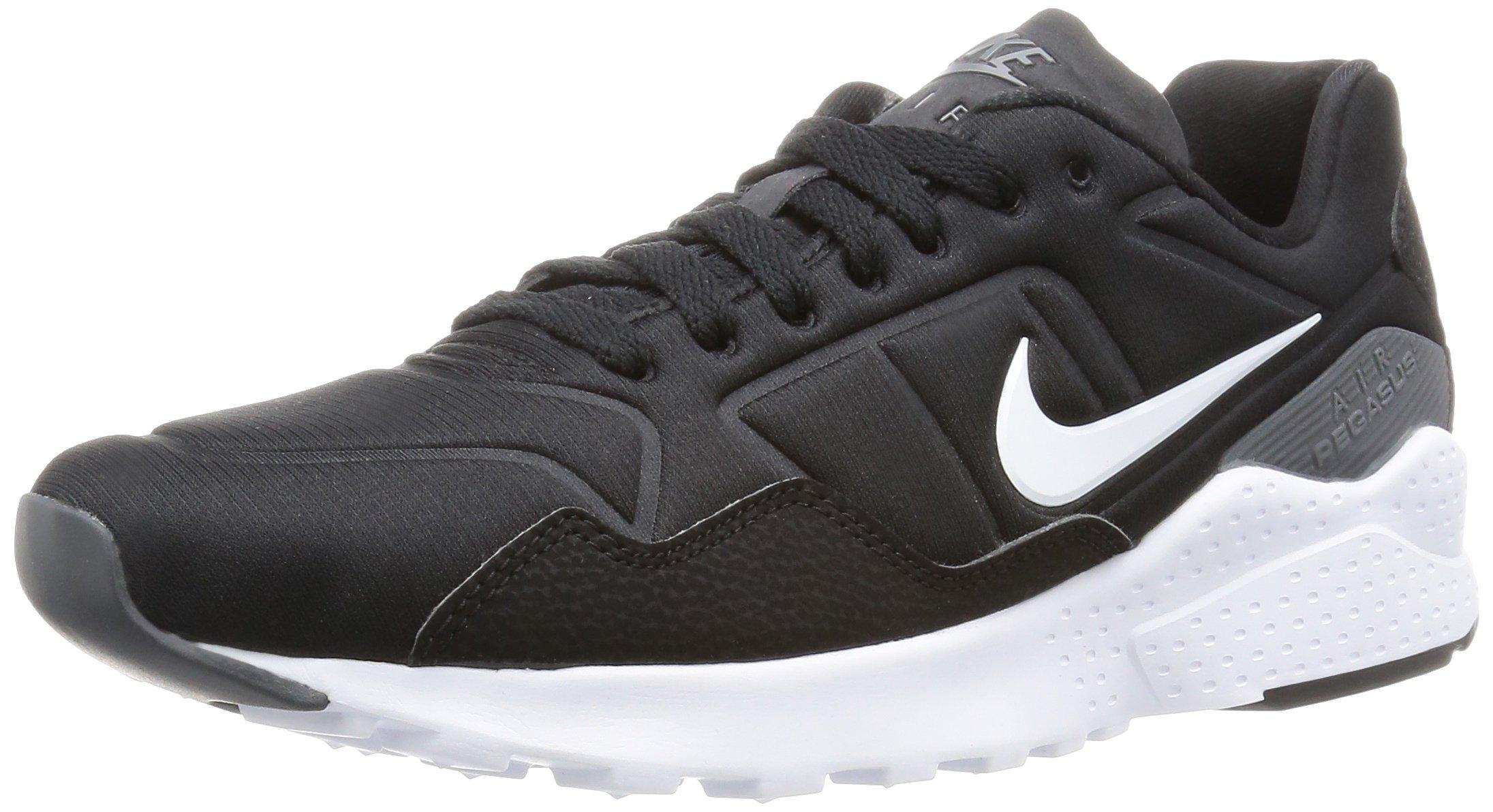 Mens Nike Air Zoom Pegasus 92 Black Running Trainers 844652 001