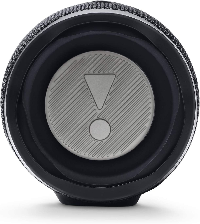 Black Renewed JBL CHARGE4BLK-cr Charge 4 Portable Waterproof Wireless Bluetooth Speaker One Size