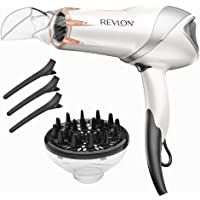 REVLON 1875W Infrared Heat Hair Dryer for Fast Drying and Elevated Shine, An Amazon Exclusive