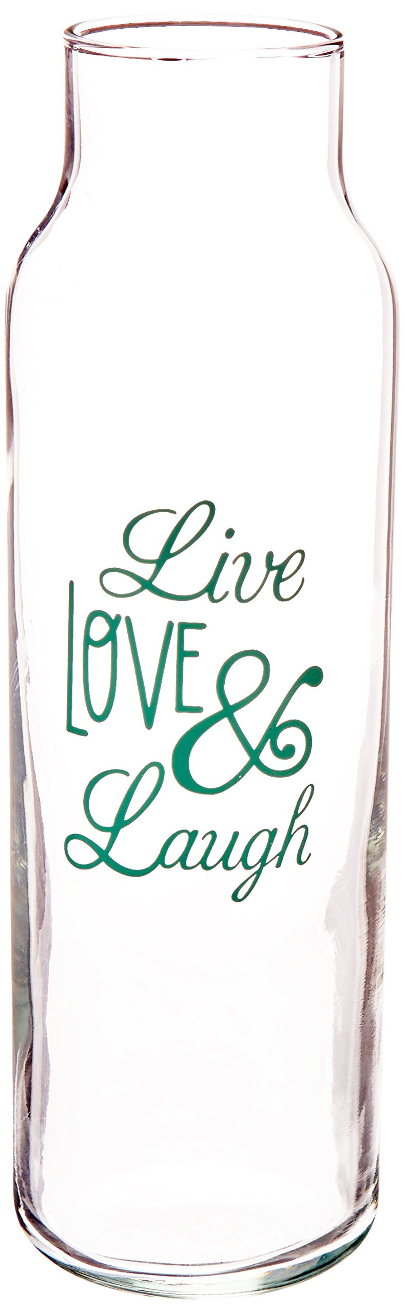 Hortense B. Hewitt Live Love and Laugh Cylinder Vase by Hortense B. Hewitt (Image #1)