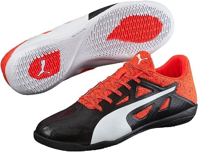 Puma evoSPEED Sala 1,5 Chaussures de Football 11,5 red blast