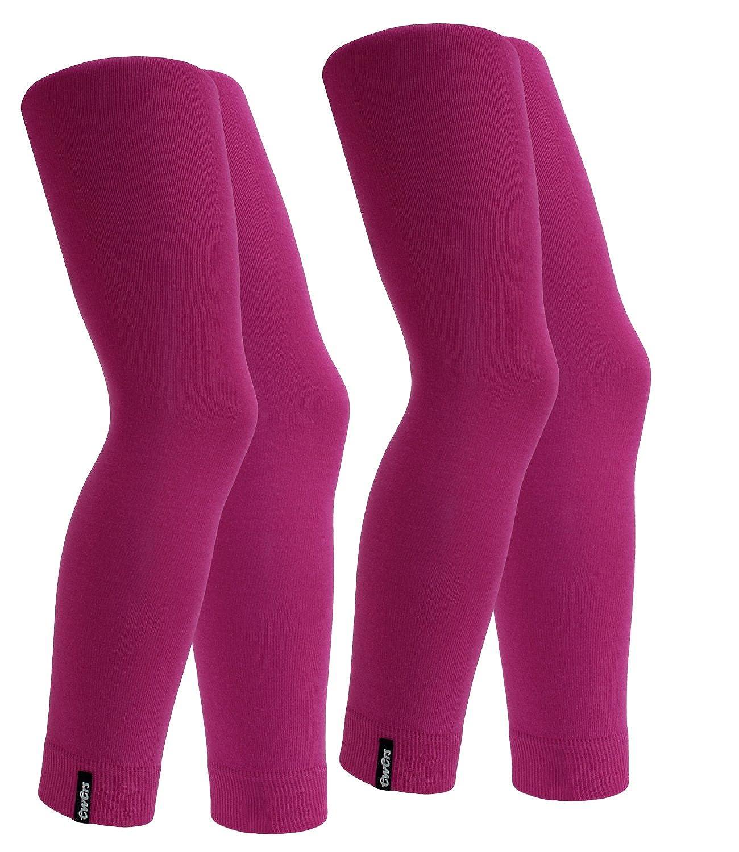 Ewers 1 O 2 Pacco Boy Leggings Pantacollant Marca Pantaloni Di Svago Calzamaglie Bebè Neonato A Tinta Unita Per Bambini (EW-94212-S17-JU3) incl. EveryKid-Fashionguide