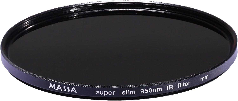 Massa 62 mm profesional IR950 950 nm filtro por infrarrojos Super Slim