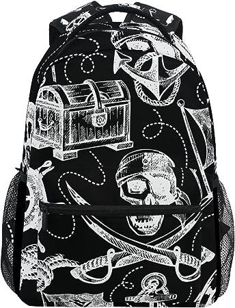 Acheter sac à dos college tete de mort online 1