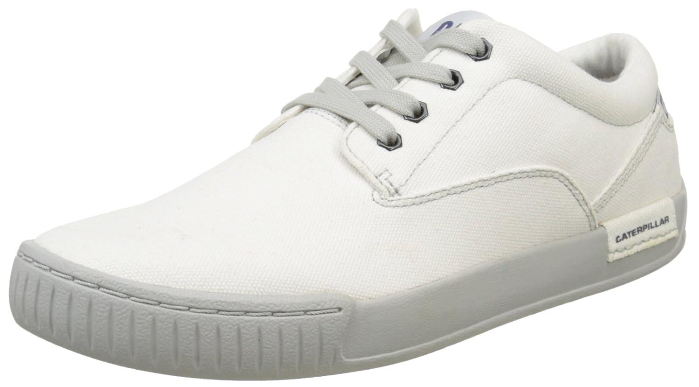 Caterpillar ZIMZALA CANVAS Herren Sneakers Weiss Mens Star White