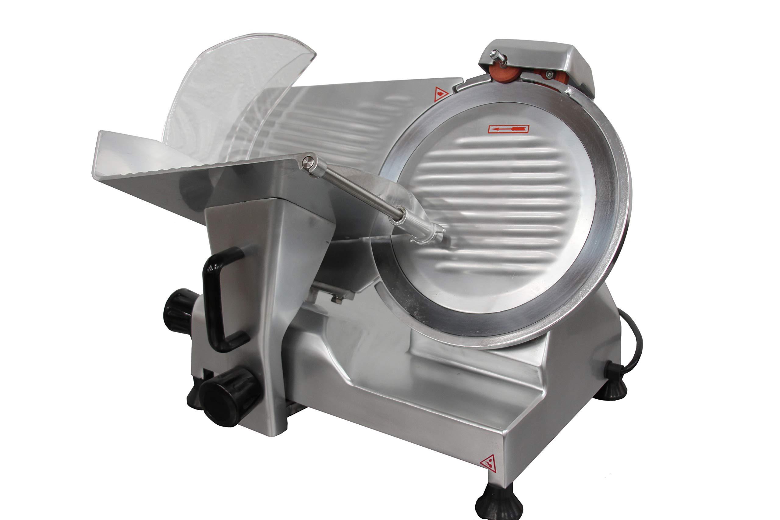 Chicago Food Machinery CFM-12 Deli Meat Slicer, 12''