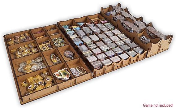 docsmagic.de Organizer Insert for Small World Box - Encarte: Amazon.es: Juguetes y juegos