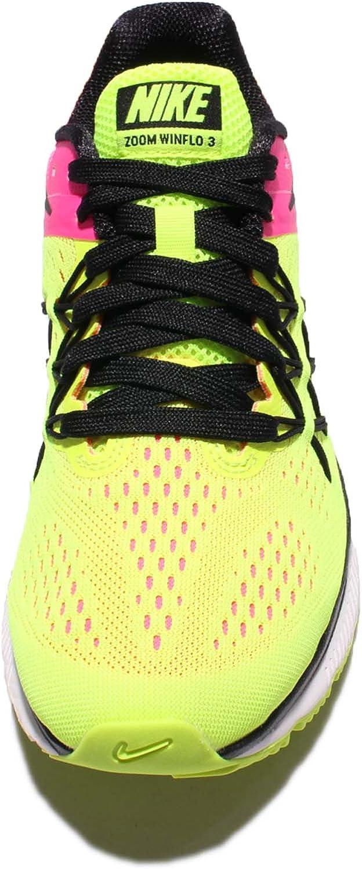 Nike Wmns Zoom Winflo 3 OC, Zapatillas de Running para Niñas, Negro (Negro (Multi-Color/Multi-Color), 37 1/2 EU: Amazon.es: Zapatos y complementos