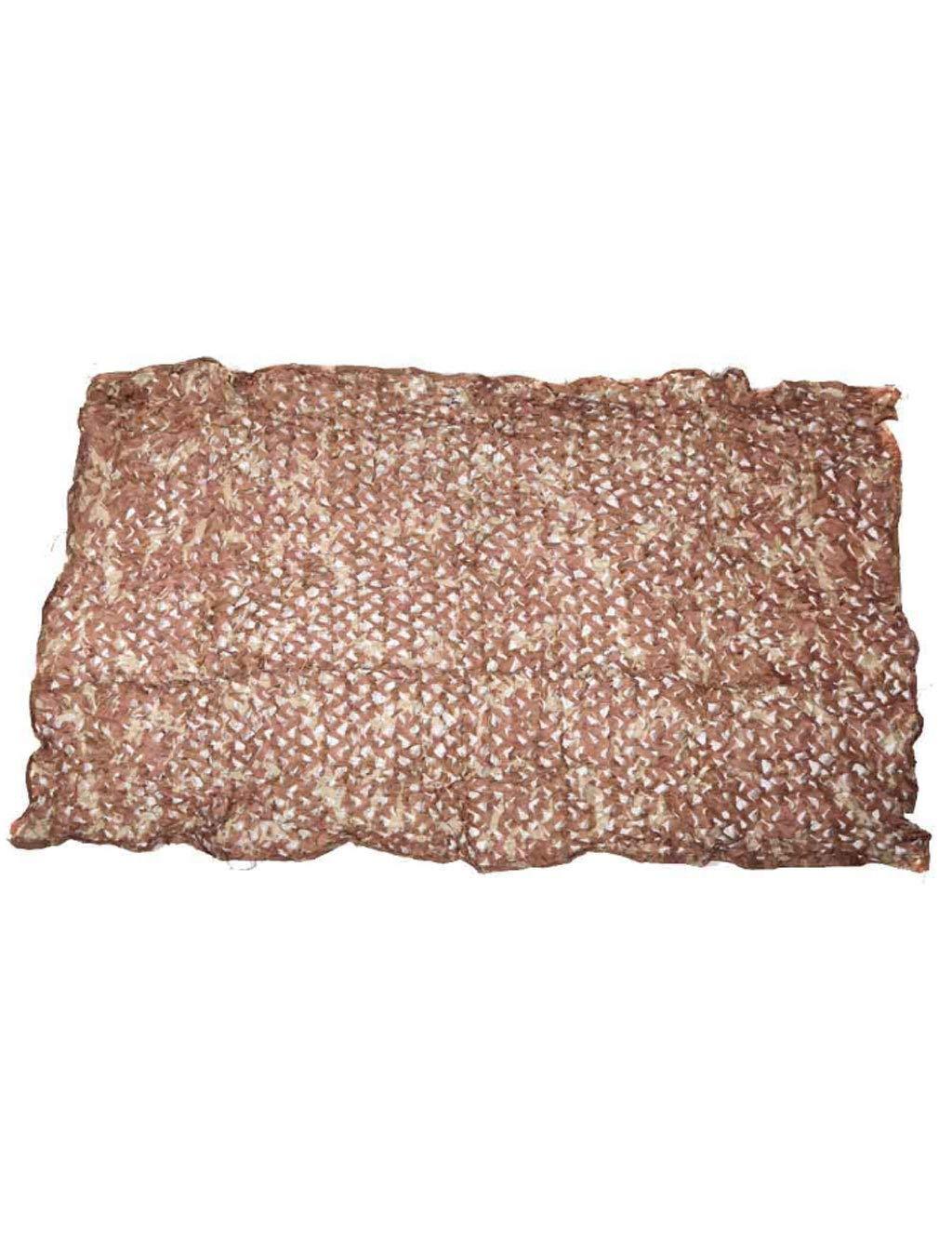 4 × 5M  Qifengshop La Couverture de Camouflage de Tissu d'Oxford de Filet de Camouflage Net est appropriée à la Chasse campant l'armée tibétaine tirant au Camping cachée, Une variété de Tailles Disponibles