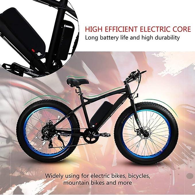 Amazon.com: Simoner - Batería eléctrica de iones de litio ...