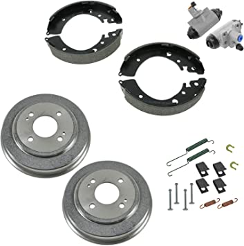 Rear Brake Drum Shoes Kit For Honda Civic