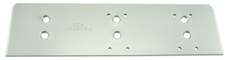 LCN 404018TJ 4040-18TJ 689 Aluminum Drop Plate Top Notch Distributors