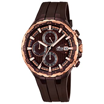Reloj Lotus Caballero 18187/1 Crono Smart Casual: Lotus: Amazon.es: Relojes