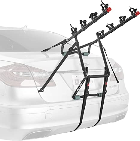 Trunk Mount Bike Rack for 2 Bikes Free Shipping Fits most vehicles