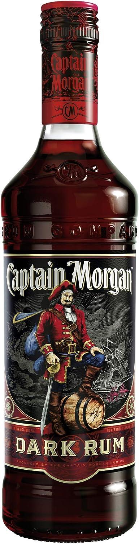 Captain Morgan Jamaica Rum Ron - 700 ml