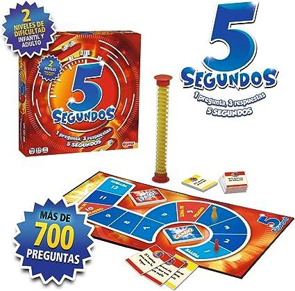 Lúdilo-678403 5 Segundos, Miscelanea (678403): Amazon.es: Juguetes y juegos