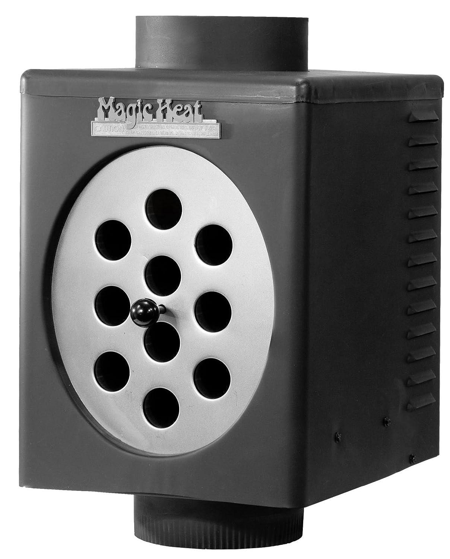 amazon com magic heat reclaimer for wood oil or coal stove 6