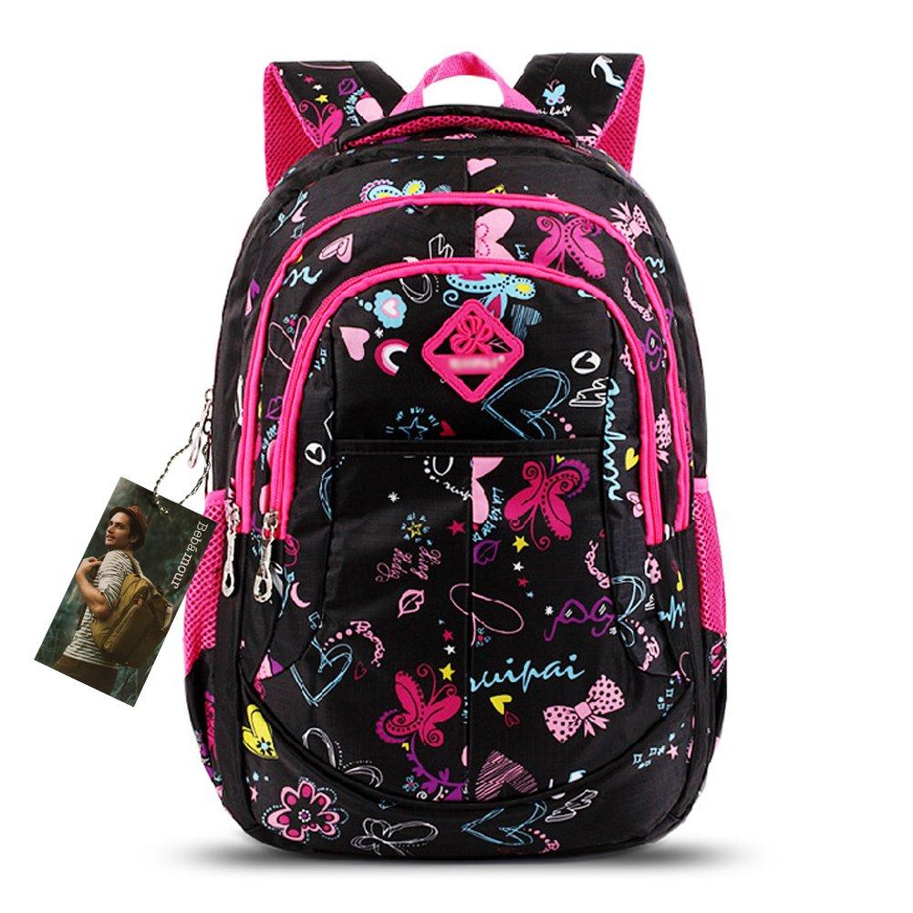 girls backpack school bags
