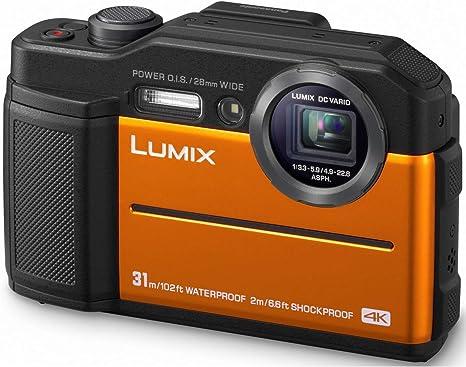 Panasonic Lumix Dc Ft7 Kompaktkamera 20 4 Mp 1 Kamera
