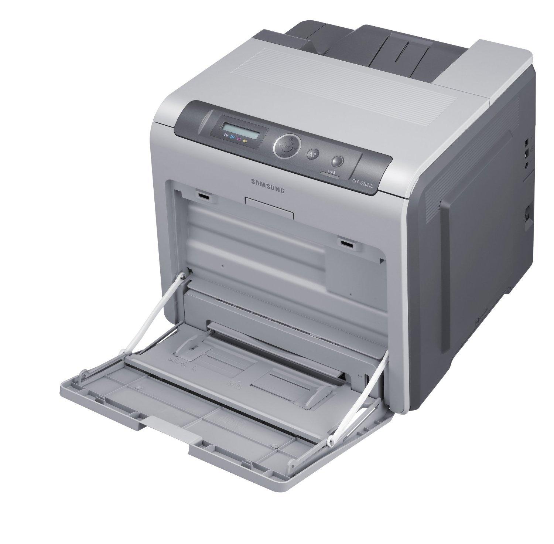 Amazon.com: Samsung Impresora láser a color (CLP-620ND ...