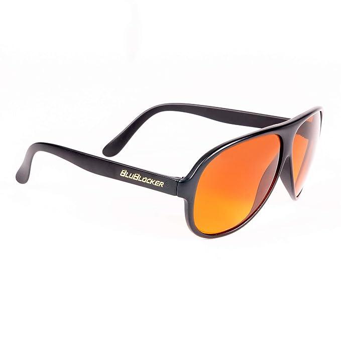 9ee3c16197 Amazon.com  Black Original Aviator BluBlocker Sunglasses – 2701K  Clothing