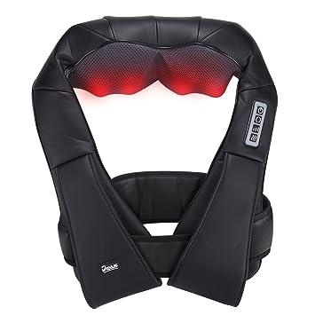 Beauty & Gesundheit Elektrische Massagegerät Mit Wärmefunktion Für Schulter Nacken Rücken De