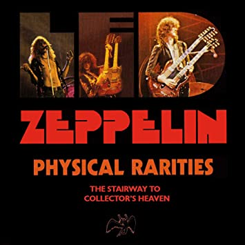 Physical Rarities 1975 CD, Studio, Import