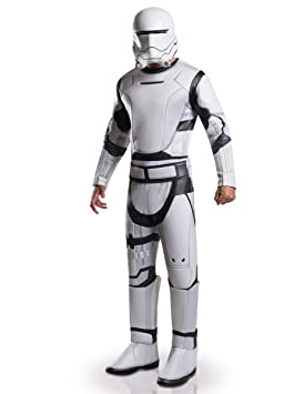 Disfraz adulto Deluxe Flametrooper Star Wars VII XL: Amazon ...