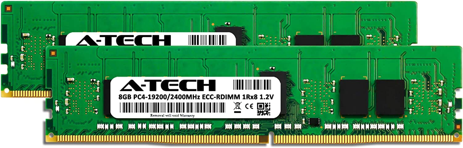32GB Compatible Memory for Dell PowerEdge T640 2RX4 DDR4 RDIMM 2933MHz PARTS-QUICK Brand