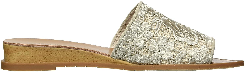 Kenneth Cole New York Women's Joanne Crochet Slide Sandal B077QJ3FNW 6.5 B(M) US Bone