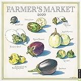Farmer's Market 2020 Calendar