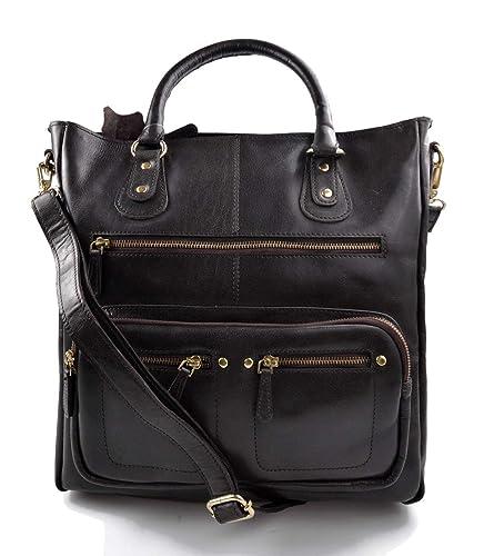Sac cuir femme marron fonce sac en cuir d'èpaule bandoulierè en ...