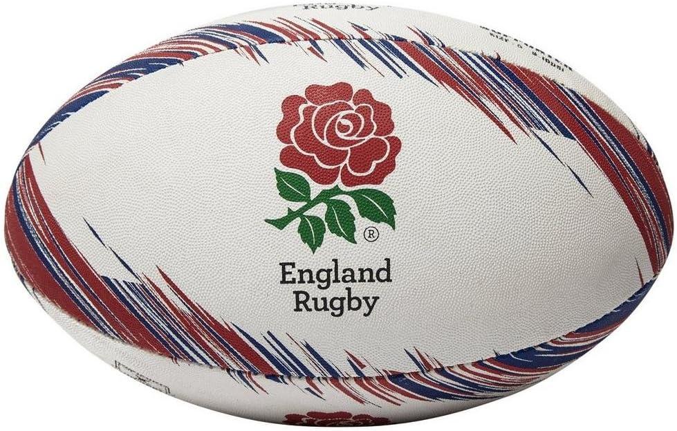 Gilbert - Balón de Rugby Supporter Inglaterra: Amazon.es: Deportes ...