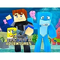 Clip: Sharky and Scuba Steve Minecraft Adventures