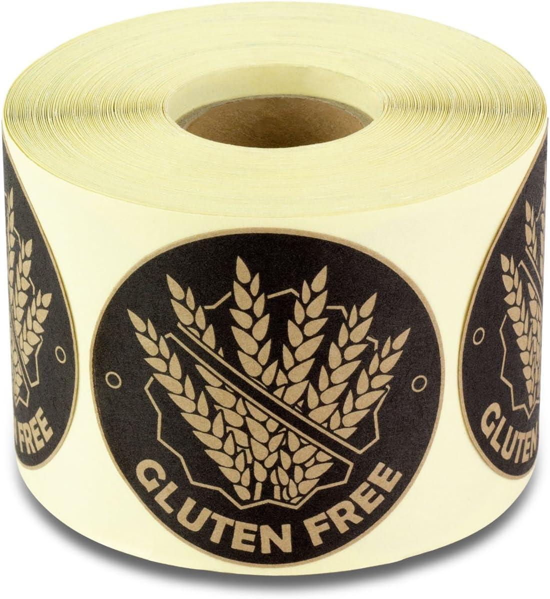 Gluten Free Label 2