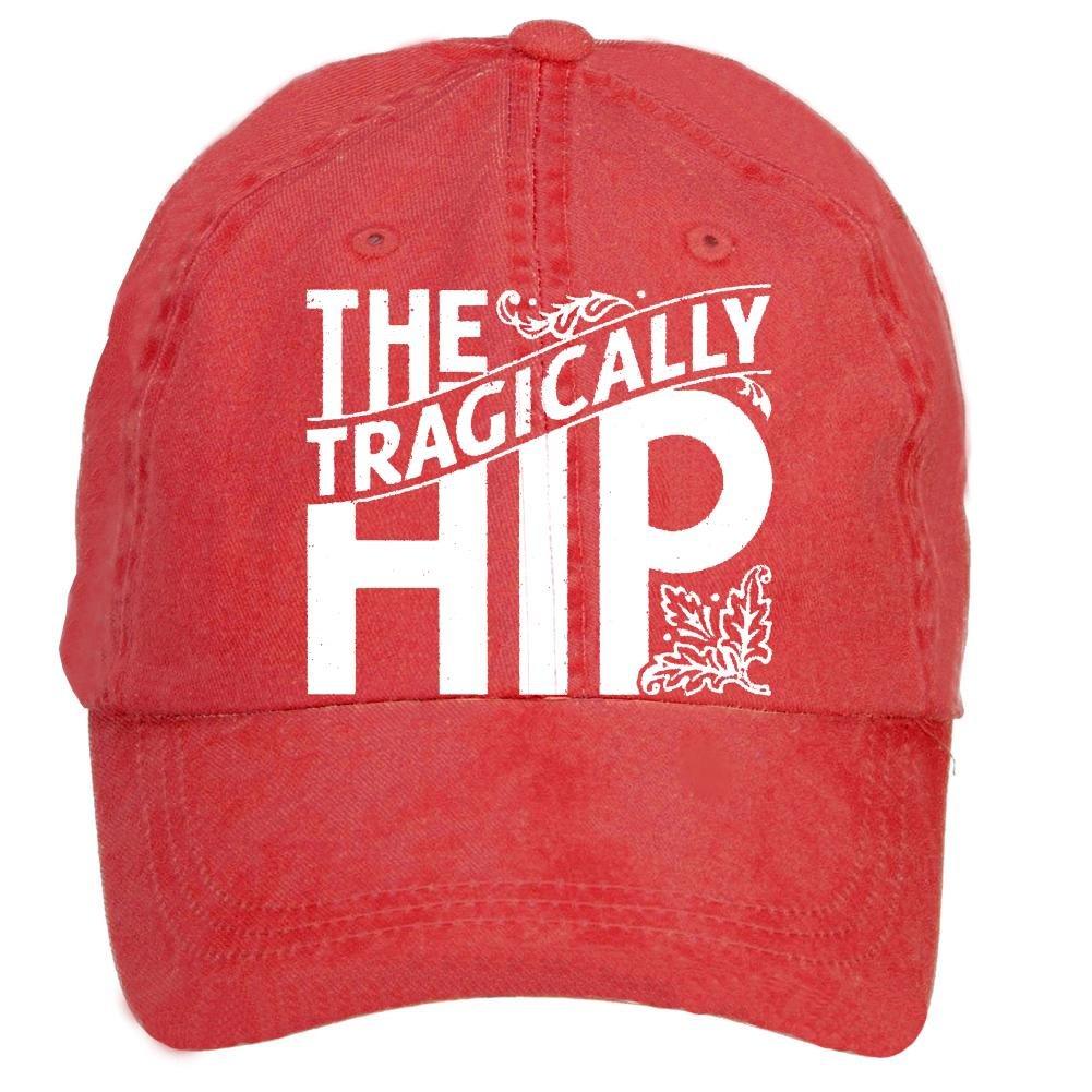 Baorol The Hip Logo Adjustable Baseball Washed Cap