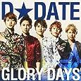 GLORY DAYS[CD+DVD][通常盤A]