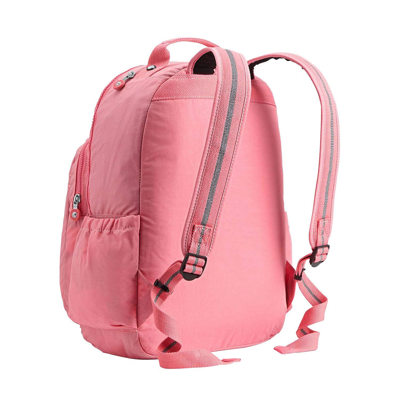 kipling SEOUL GO Large Backpack Pink Flash