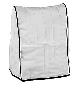 KitchenAid KMCC1WH Stand Mixer Cloth Cover - White