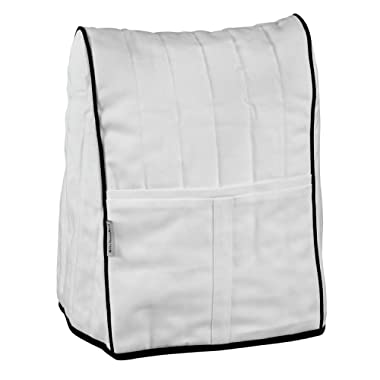 KitchenAid KMCC1WH Stand Mixer Cloth Cover - White