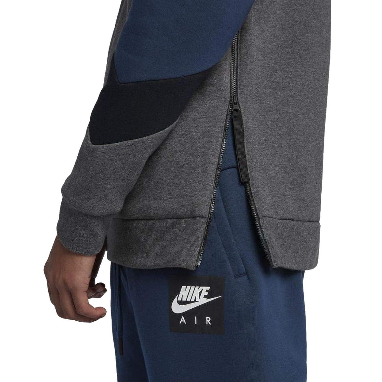 newest collection 7b8de a7a55 Nike M NSW Air Crew FLC Sudadera, Hombre: Amazon.es: Deportes y aire libre