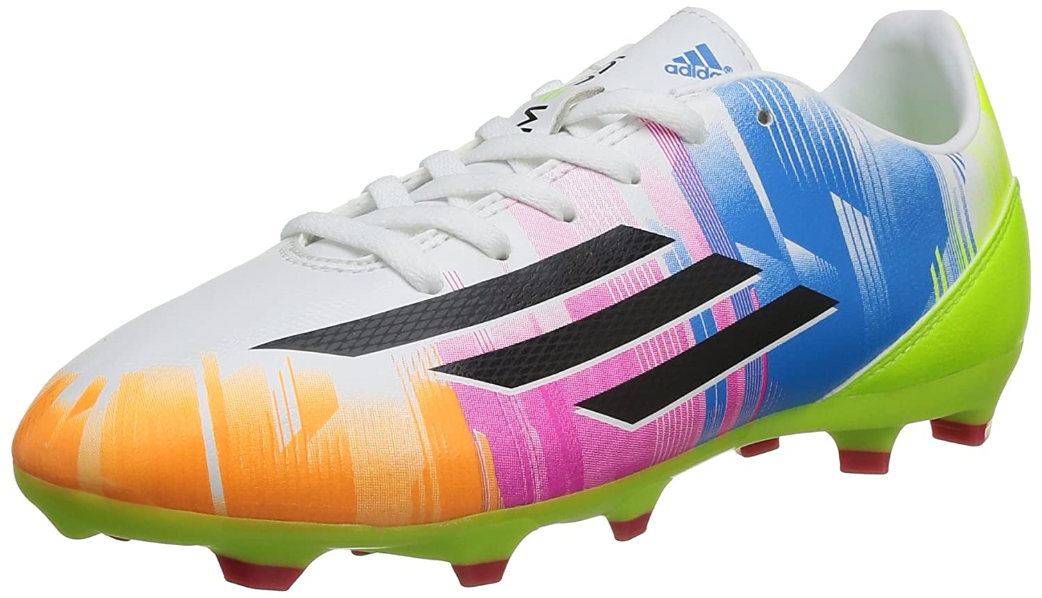 adidas Boys  F10 TRX FG J Messi Football Boots multi-coloured Size  2.5   Amazon.co.uk  Shoes   Bags 6477ee8ef95