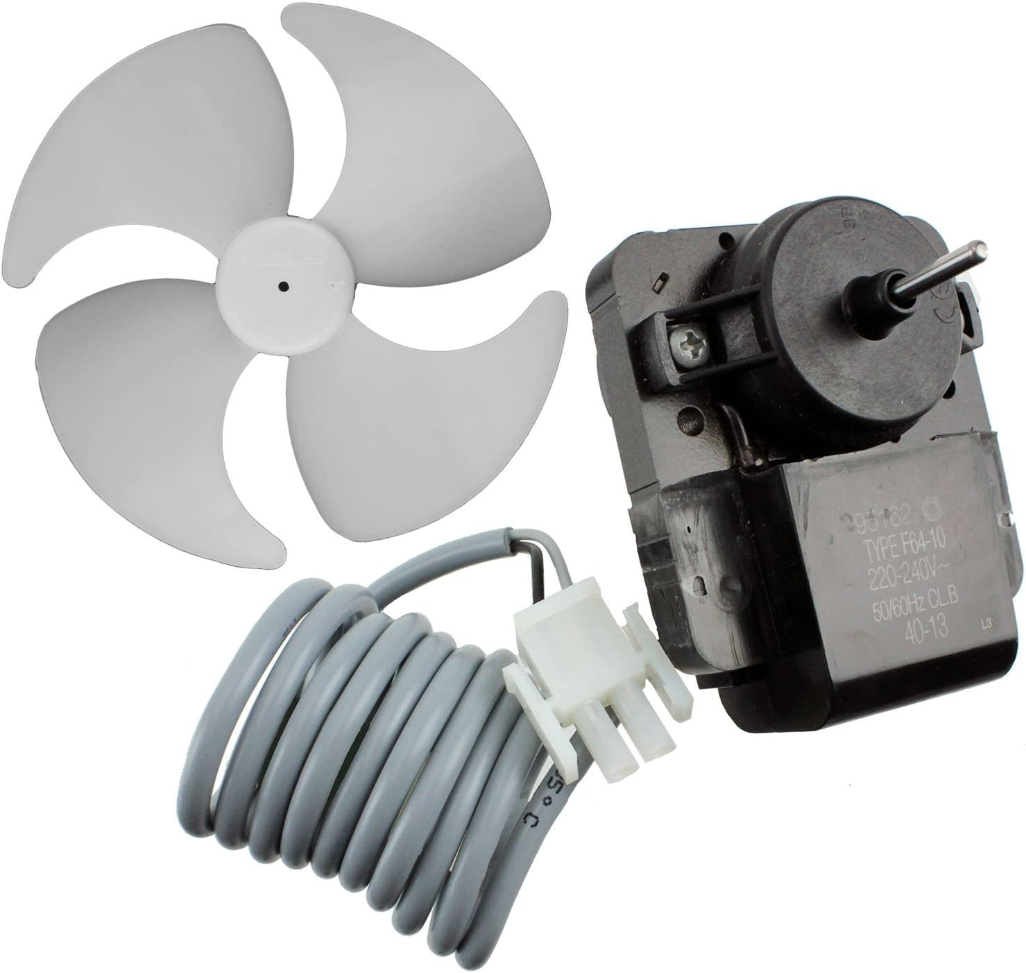 Ventilador AEG Motor de ventilador para nevera y congelador ...