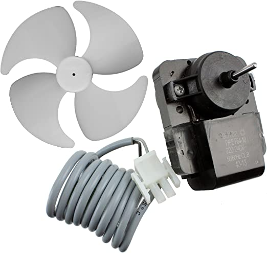 Zanussi congelador ventilador Motor de ventilador: Amazon.es: Hogar