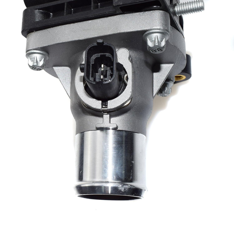 Termostato del refrigerante del motor y la vivienda Asamblea 25192228 nuevo para 2012-2015 gm Sonic 1.8L
