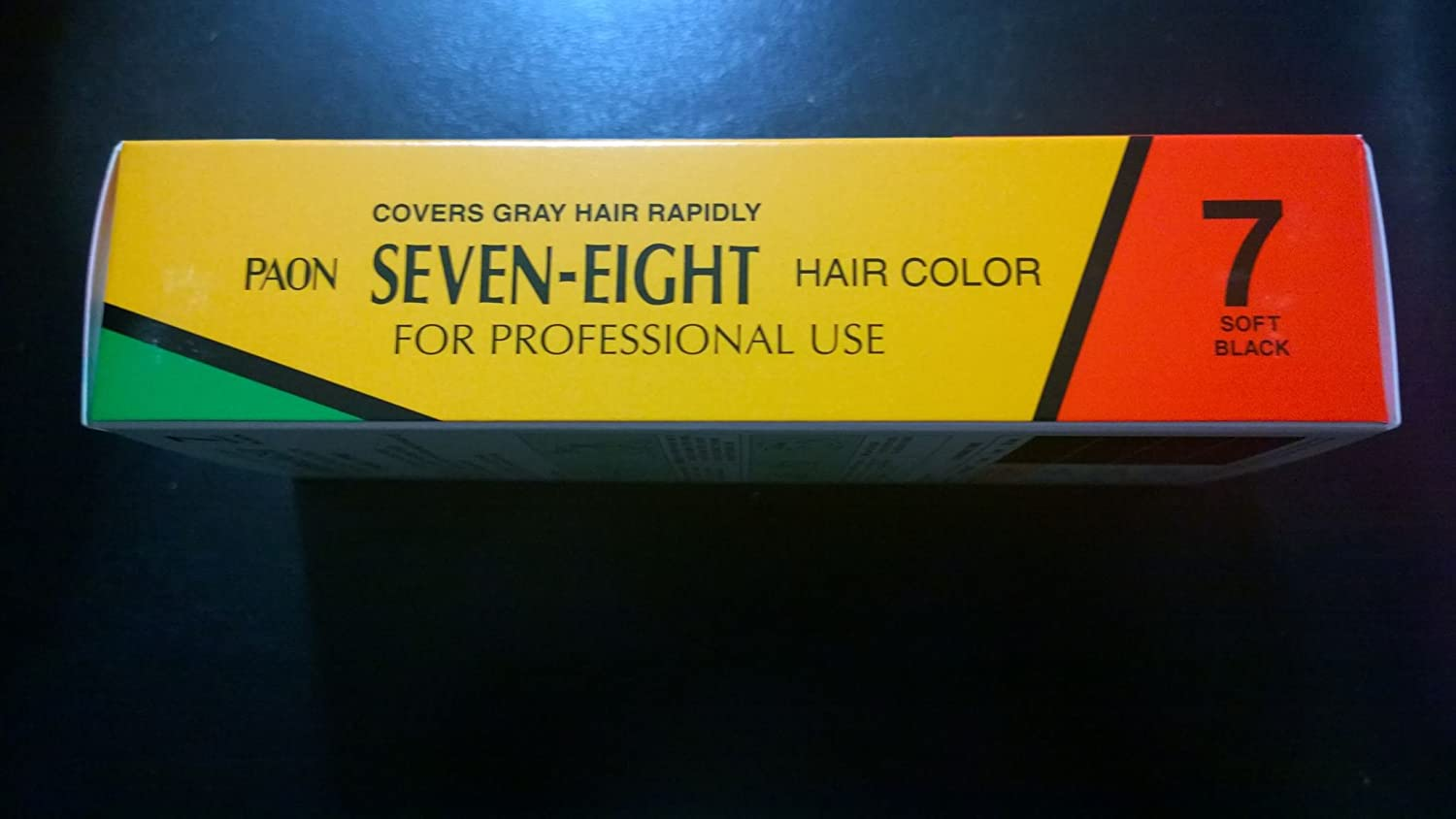 Amazon Paon Seven Eight Hair Color Only 7 8 Minutes To Color