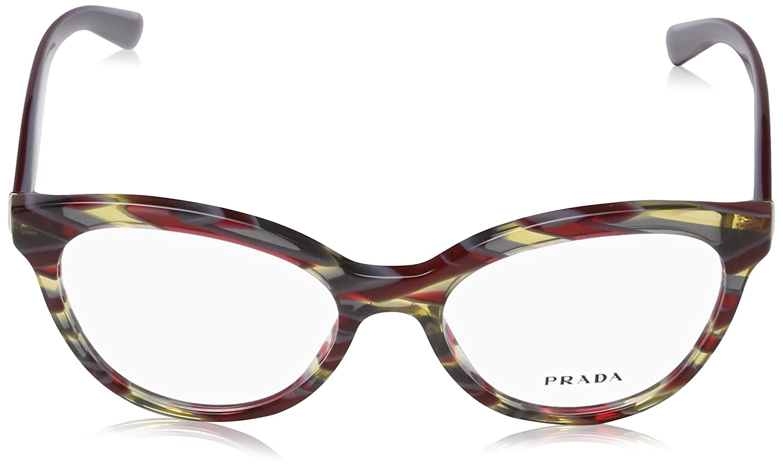 c3fc5adddcd3 Prada Women s PR 11RV Eyeglasses 52mm at Amazon Women s Clothing store
