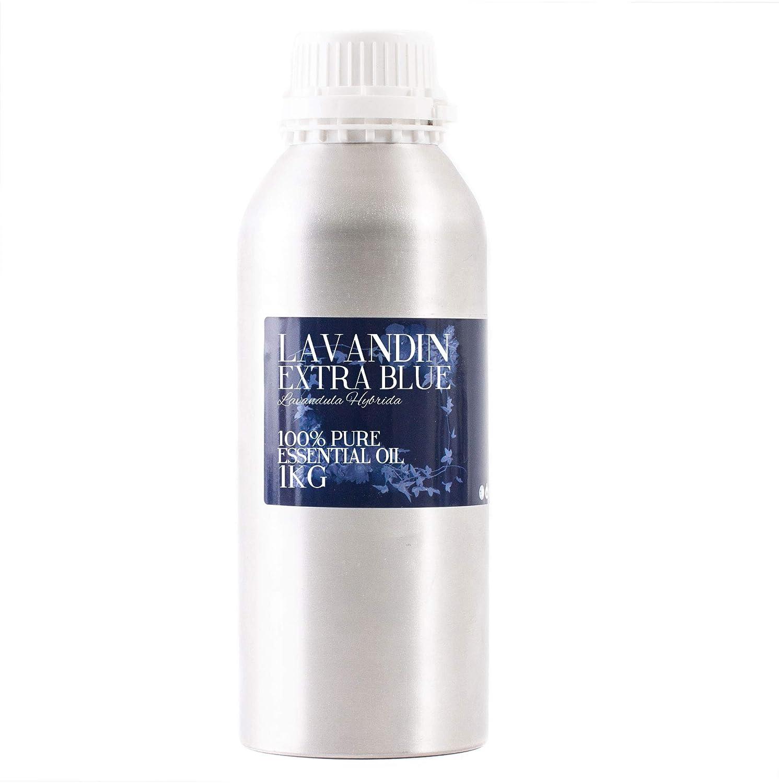 Mystic Moments | Lavandin Extra Blue Essential Oil - 1Kg - 100% Pure B07QCC9G3X