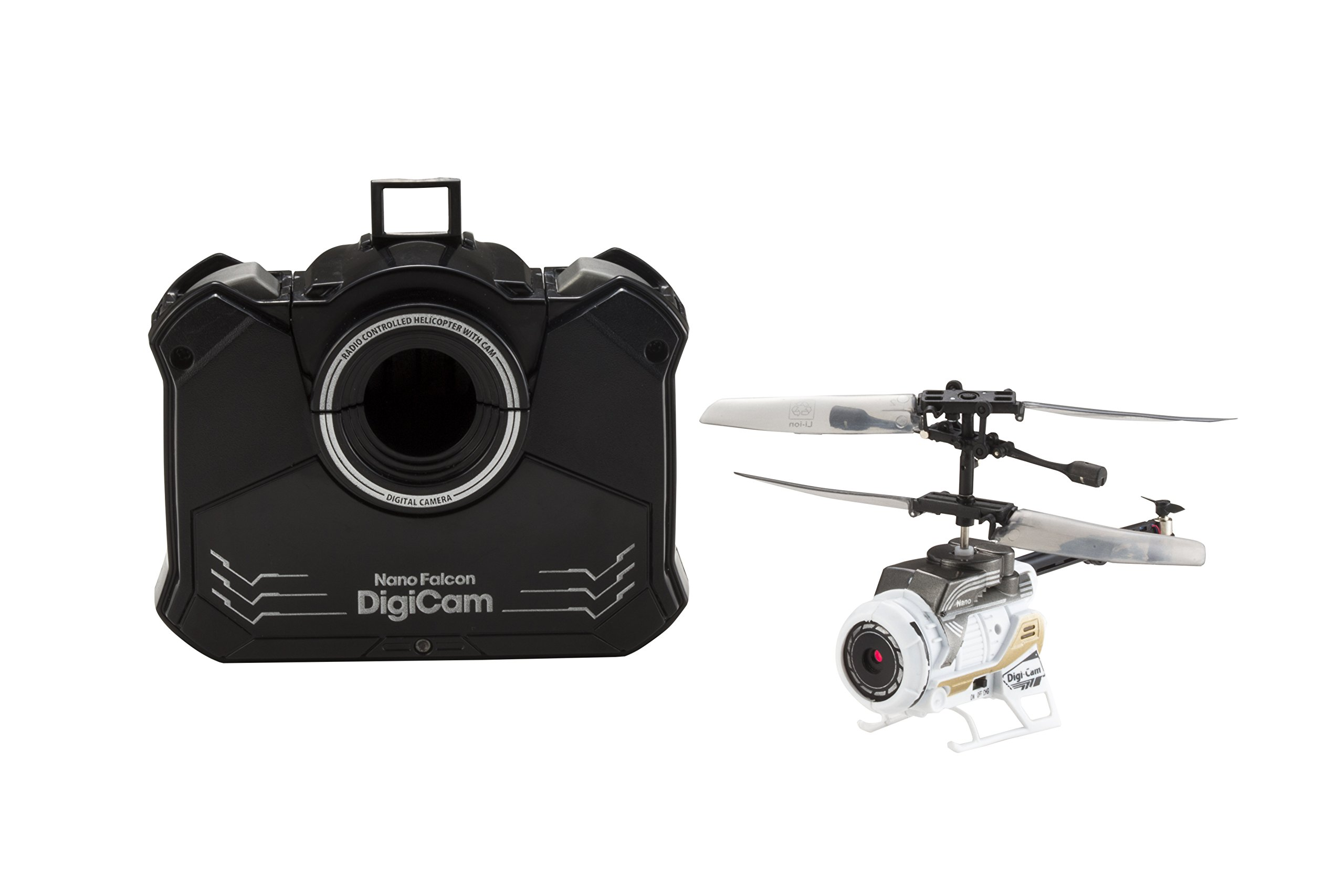 2.4ghz Rc Helicopter Nano Falcon Movie Camera